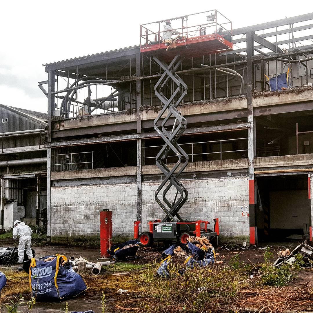 Demolition and Dismantling